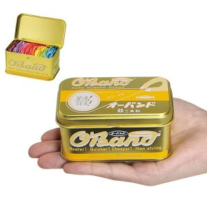 共和 オーバンドゴールド缶 #16 30g MIX(8色) GG-040-MX 1箱(30g入) バ...