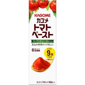 トマトペーストミニパック18g×6袋 1箱