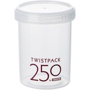 保存容器 ツイストパック3 270ml 1個 タケヤ化学工業