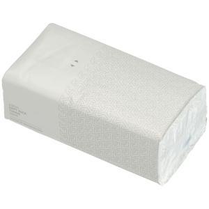 ティッシュペーパー 300組 オリジナルソフトパックティッシュ ロイヤルオーシャン レギュラーサイズ (PEFC認証紙) 1パック(3個入) アスクル|y-lohaco|05