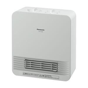 パナソニック セラミックファンヒーター 白 DS-FS1200-W 2段階切替