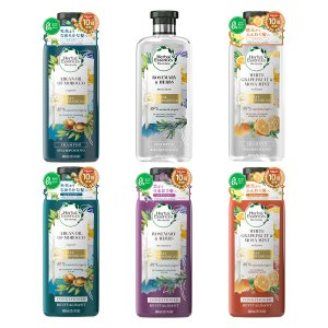 ハーバルエッセンス ビオリニュー 3種の香りコンプリートセット シャンプー&コンディショナー (各4...