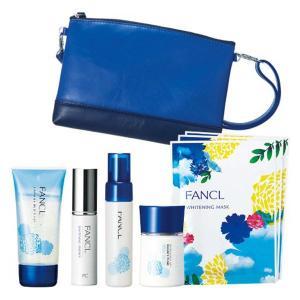 FANCL(ファンケル) パーフェクト ホワイトニング キット ギフトバッグショップ紙袋付き|y-lohaco