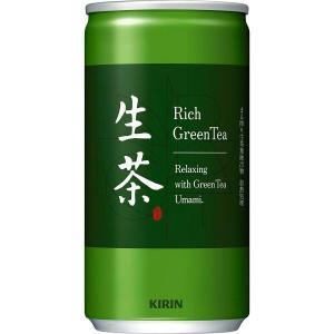キリンビバレッジ 生茶 185g 1セット(40缶) y-lohaco