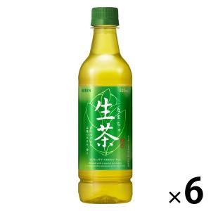 キリンビバレッジ 生茶 525ml 1セット(6本) y-lohaco