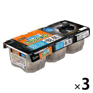 セール 備長炭ドライペット 除湿剤 使い捨てタイプ 420mL×3個パック