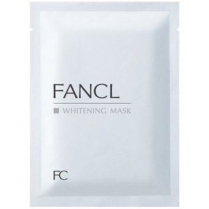 FANCL(ファンケル) ホワイトニング マスク医薬部外品 6枚|y-lohaco