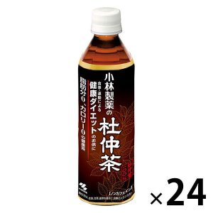 小林製薬 小林製薬の杜仲茶(ペットボトル)  500mL 1ケース(24本) 健康茶 お茶