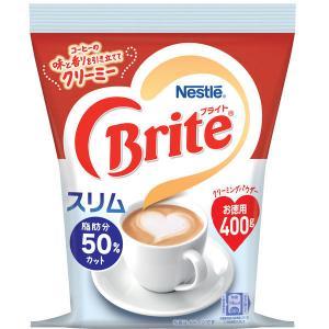 ネスレ ブライト スリム 袋 1袋(400g) コーヒーミルク