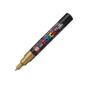ポスカ 極細 金 PC1M.25 水性マーカー...の関連商品3