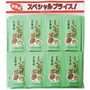 玉露園 しいたけ茶 2g 1パック(34袋入)