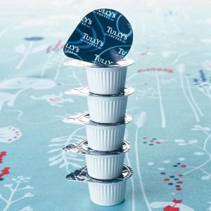 タリーズコーヒージャパン T'sポーション(コーヒーフレッシュ) 4.5ml 1袋(50個入)コーヒーミルク