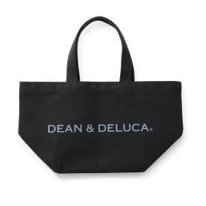 DEAN&DELUCA(ディーンアンドデルーカ) トートバッグ ブラック Sサイズ 1個|y-lohaco