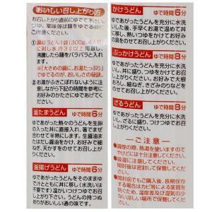 アウトレット吉太郎 うどん県讃岐うどん 1セット(300g×3袋)|y-lohaco|03