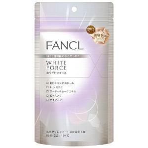 ファンケル ホワイトフォース 約30日分 180粒 美容サプリメント|y-lohaco