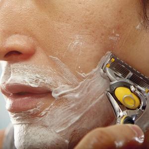 ジレット プロシールドクールホルダー 髭剃り 替刃2個付|y-lohaco|05