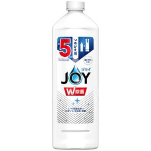 除菌ジョイコンパクト JOY 微香 詰め替え 特大 770ml 1個 食器用洗剤 P&G