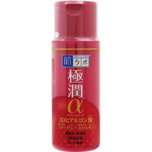 肌ラボ 極潤αハリ乳液 140mL ロート製薬