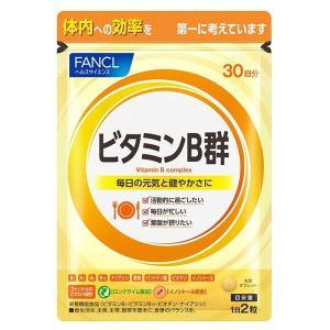 ビタミンB群 約30日分(60粒) ファンケル サプリメント|y-lohaco