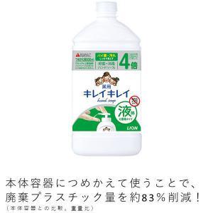 キレイキレイ 薬用液体ハンドソープ 詰替800ml 液体タイプ ライオン|y-lohaco|04