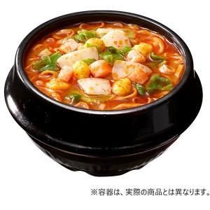 日清食品 日清のとんがらし麺 うま辛海鮮 1セット(12食)|y-lohaco|02