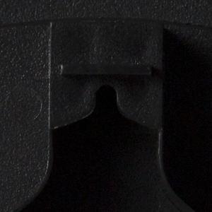 ノア精密 大型サイズ ウェーブ420 電波 掛...の詳細画像3