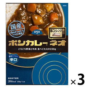 ボンカレーネオ 濃厚スパイシーオリジナル 辛口...の関連商品7