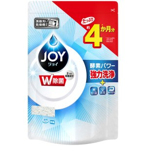 ハイウォッシュジョイ除菌 JOY 詰め替え 490g 1個 食洗機用洗剤 P&G y-lohaco