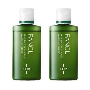 FANCL(ファンケル) 乾燥敏感肌ケア 洗顔リキッド 60mL 2本セット|y-lohaco