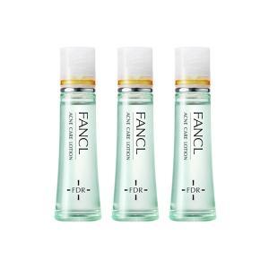 FANCL(ファンケル) アクネケア 化粧液 医薬部外品 30mL 3本セット|y-lohaco