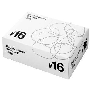 共和「現場のチカラ」 輪ゴム ラバーバンド #16 1箱(100g)