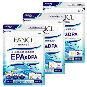 徳用EPA&DPA 約90日分(1袋(150粒)×3) ファンケル サプリメント|y-lohaco