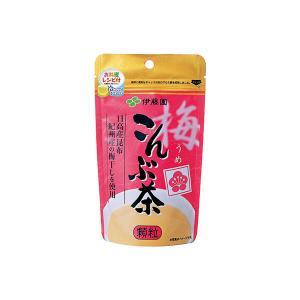 伊藤園 梅こんぶ茶 1袋(55g)