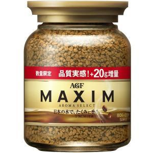 インスタントコーヒー増量品味の素AGF マキシム インスタン...