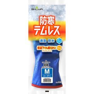 ショーワグローブ 防寒テムレス Mサイズ No.282-M