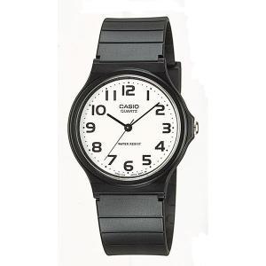 腕時計 カシオ スタンダードウォッチ MQ-24-7B2LLJF|y-lohaco