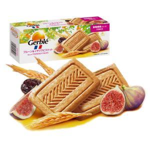 Gerbleプルーン&イチジク 5枚4袋入 栄養補助食品|y-lohaco
