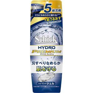 ハイドロプレミアム シェービングジェル 200g シック・ジャパン