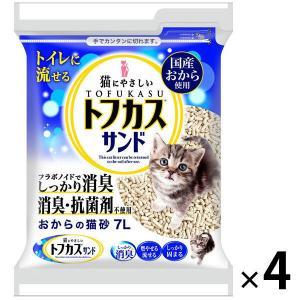 箱売り トフカスサンド7L 1袋 4袋 y-lohaco