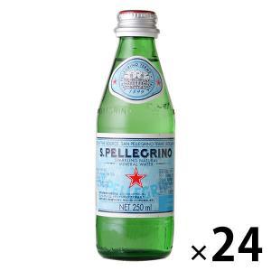 サンペレグリノ 250ml 1箱(24本入)|y-lohaco