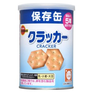 ブルボン 缶入ミニクラッカー(キャップ付) 6...の関連商品6