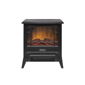 ディンプレックス 暖炉型ヒーター マイクロストーブ ブラック MCS12J 1200W (3-8畳用...