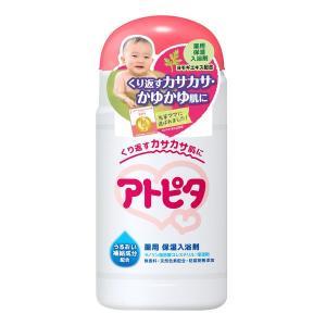 アトピタ 薬用保湿入浴剤 詰め替え 500g 1個 丹平製薬の画像