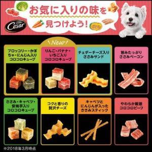 シーザー(Cesar)犬用 スナック チェダー香るコクと香りの贅沢チーズ 100g マースジャパン y-lohaco 04