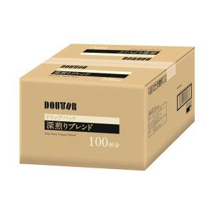 アウトレット ドトール ドリップパック深煎りブレンド 1箱(100袋入)