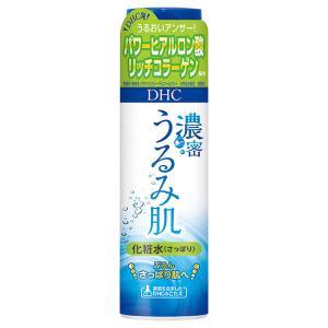 DHC(ディーエイチシー) 濃密うるみ肌 化粧水 さっぱり 180mL|y-lohaco