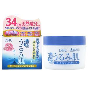 DHC ディーエイチシー 濃密うるみ肌 オールインワンリッチジェル 120gの商品画像|ナビ
