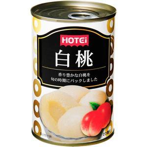 ホテイ 白桃425g 1缶