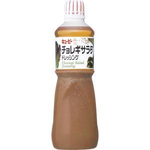 キユーピー チョレギサラダ ドレッシング (業務用) 1L