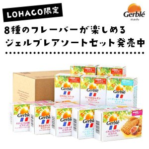 Gerble(ジェルブレ) ポケットサイズアソートセット 1箱 大塚製薬 栄養補助食品|y-lohaco